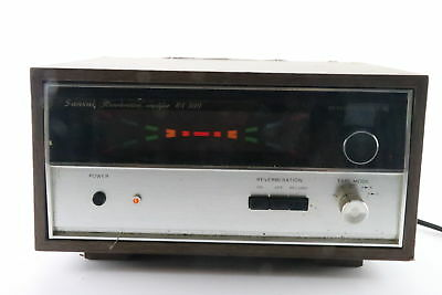 Vintage Sansui RA-500 Solid State Reverberation Amplifier