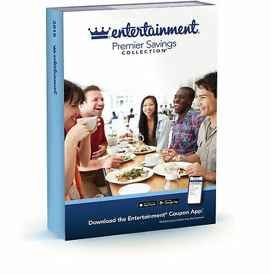 2019 Greater Philadelphia Area Entertainment Coupon Book