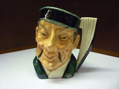 Small Vintage Doulton Toby Jug The Mikado See Large Collection Listed