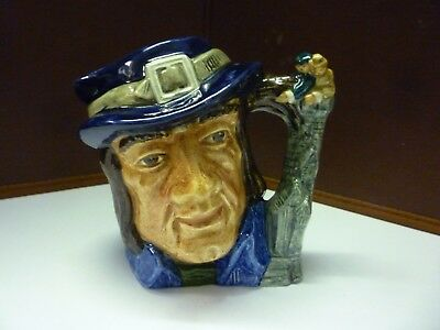 Small Vintage Doulton Toby Jug Gulliver See Large Collection Listed