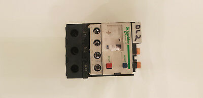Schneider Telemecanique TeSys LRD350 Thermal Overload Relay