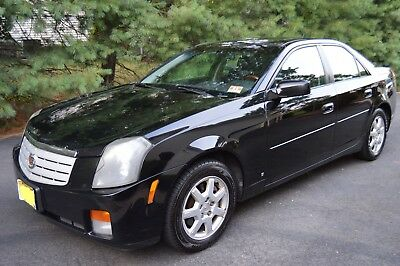 2007 Cadillac CTS 4dr Sedan 2.8L 2007 Cadillac CTS 2.8L V6 Automatic Leather Sunroof - ONE OWNER - NO RESERVE