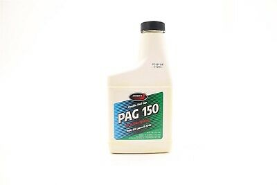NEW Johnsen's Refrigerant Oil PAG 150 8oz. R134A Systems 6822-6 Double End Cap