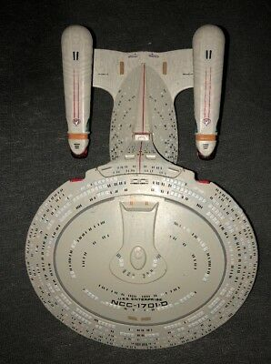 STAR TREK U.S.S. ENTERPRISE NCC-1701-D Eaglemoss