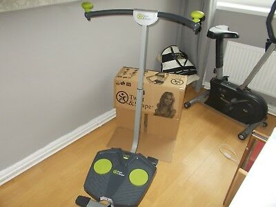 Twist and Shape Exercise Machine from Thane  hardly used with Cd and extras