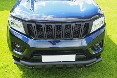 Fits New Nissan Navara NP300 Black Grille Stealth Edition Grille Upgrade
