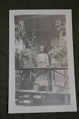 Pre WWI Hawaii Postcards Farm Life on Oahu two