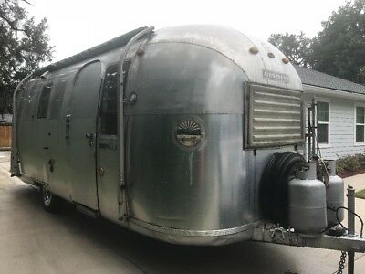 1967 Airstream safari 22ft