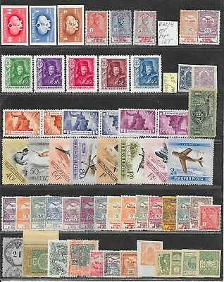 Hungary, better clearance lot,  as taken from a collection
