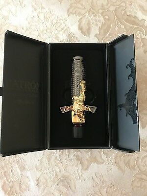 David Yurman  Very Rare Edition Bottle Stopper-from Patron