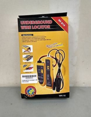 Noyafa NF-816-C Underground Cable Wire Locator Locate Pet Fence Wires (A)#13