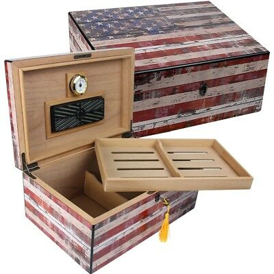 American Gothic 100-ct Humidor
