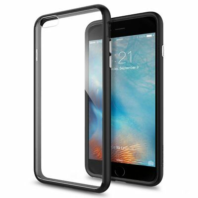 Spigen iPhone 6 Plus / 6s Plus Ultra Hybrid Air Cushion Case Black (SGP11646)