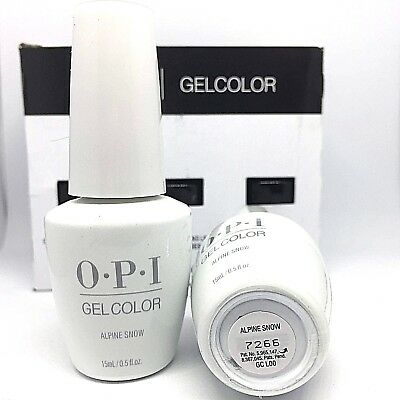 New Package Gelcolor-Soak Off Gel Nail Polish-opi FUNNY BUNNY GCH22 - 0.5oz/15ml