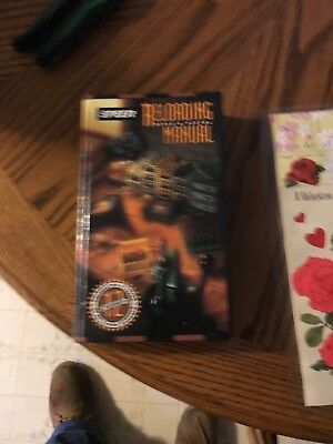 speer reloading manual number 12 for rifle and pistol 2 60 picclick rh picclick com speer reloading manual 14 pdf speer reloading manual number 12