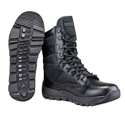 Tactical Boot Black High Military Light Uniform Police Hiking Camp Security Gear