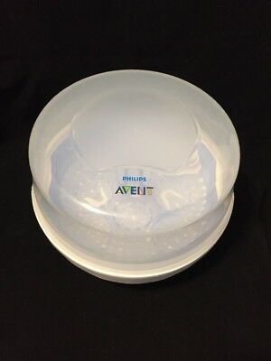 Philips Avent Microwave Steam Sterilizer, Microwave Sterilizer,