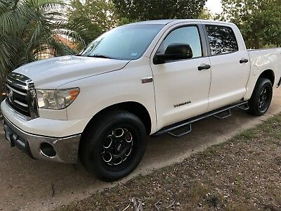 2010 Toyota Tundra CrewMax Toyota Tundra, 2010, CrewMax, Supercharger, CLEAN - ONE OWNER
