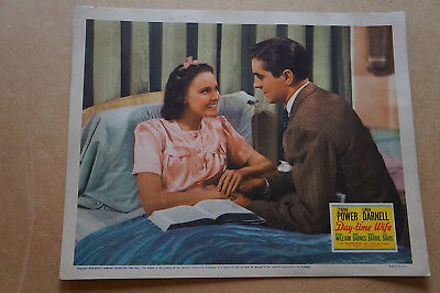 Day Time Wife  Tyrone Power  Linda Darnell  1939