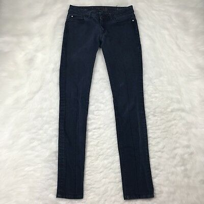 DL1961 Jessica Skinny Jeans Size 29 Dark Wash Stretch Fit