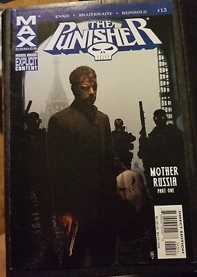 The Punisher Max #13