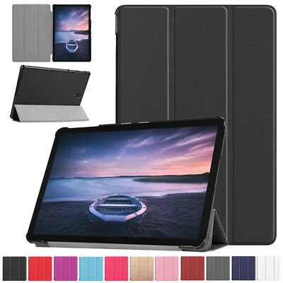 "For Samsung Galaxy Tab S4 10.5"" T830 T835 Luxury Smart Leather Stand Case Cover"