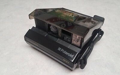 Polaroid SPECTRA System ONYX Instant Camera Special Edition Clear Body with Case