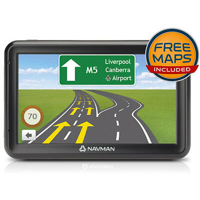 "New Navman - 5"" GPS System - MOVE85LM"