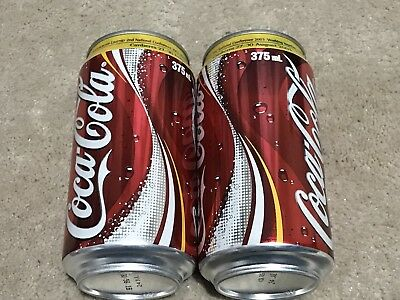 Coca Cola Collectible Can - Woolworths Ltd 2nd National Conference 2003 Rare!