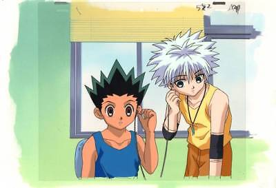 Anime Cel Hunter x Hunter #44