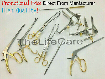 Dental Direct Bond Bracket Tweezer 13cm Plain Tip With Aligner Orthodontic Tools