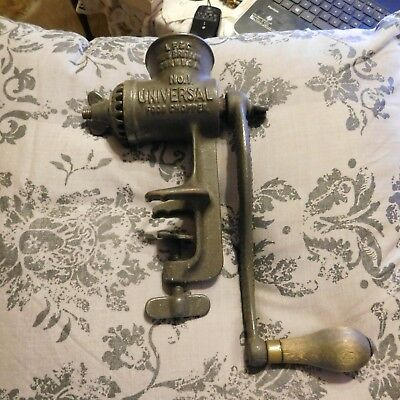 Vintage Universal No 1 Food Chopper