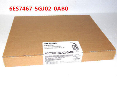 Siemens 6Es7467-5Gj02-0Ab0 6Es7 467-5Gj02-0Ab0 New In Box