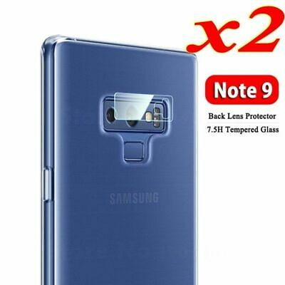 For Samsung Galaxy Note 9 2.5D Back Camera Lens Tempered Glass Screen Protect hi