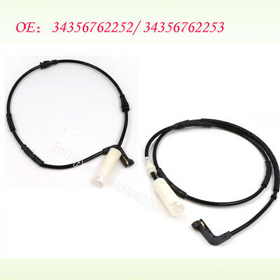 Set Brake Pad Sensor for BMW E90 E91 E92 E93 116i 3-Series 34356762252 6762253