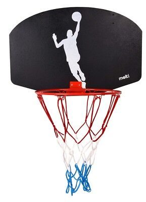 Basketballkorb Kinder Basketball Korb Basketballring Netz Set Miniboard PLAYER