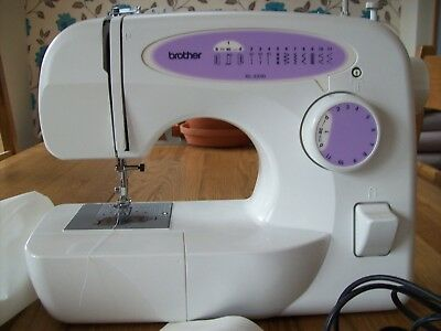 BROTHER XL40 SEWING Machine White With Intro DVD Manuals And Delectable Brother Xl 2230 Sewing Machine