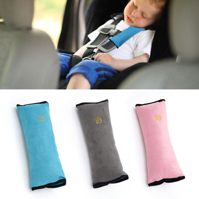 Safety Child Hot Car Seat Belt Cover Car Sleep Pillow Shoulder Pads Cover