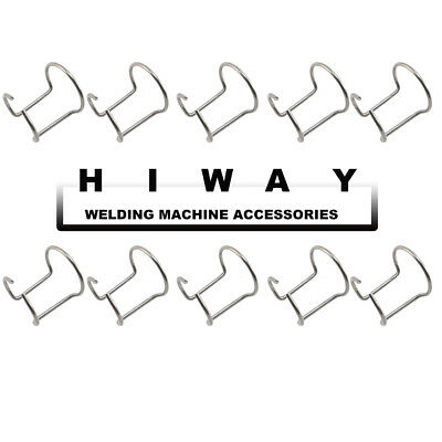 20 PCS GUIDES HIWAY Plasma Cutter Pilot Arc Torch Spacer Guide FAST SHPPING 2018