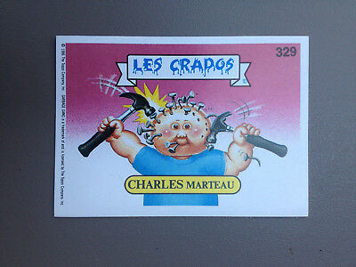 carte les crados n°329