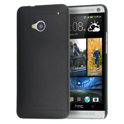 Ultraslim Case HTC One M8 Fine Matte Protective Case Skin Cover Film