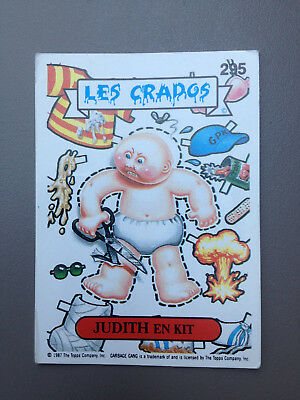 carte les crados n°295
