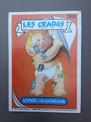 carte les crados n°269