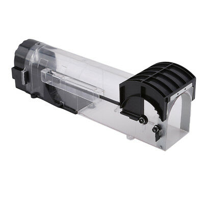 Plastic Mouse Squirrel Cage Medial Transparent Blower Pedal Trap Cage FY