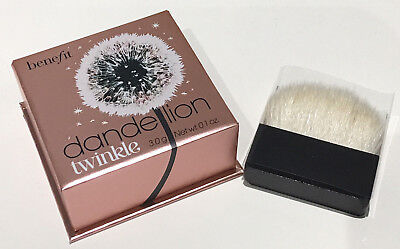 Benefit Dandelion Twinkle Nude Pink Highlighter Powder 100% Genuine Full Size 3G