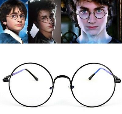 Harry Potter  Occhiali indossabili   in metallo Gadget cosplay hogwarts