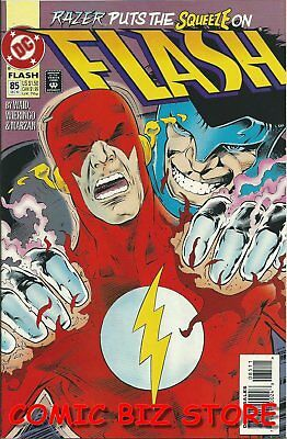 Flash #85 (1993) 1St Printing Bagged & Boarded Dc Comics