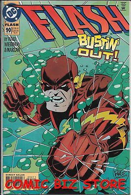 Flash #90 (1994) 1St Printing Bagged & Boarded Dc Comics