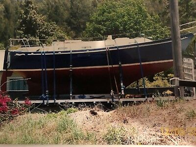 Vancouver 27ft classic yacht Oregon hull  (Newcastle)  No Reserve!