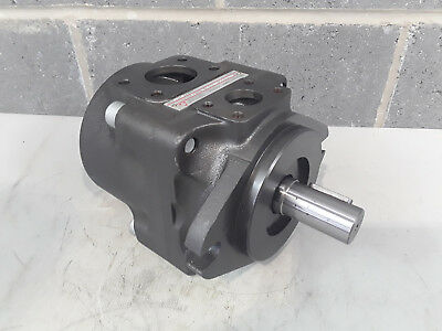 Atos Fixed Delivery Vane Pump PFE 51129/1DT 129cc/Rev Max WP 210BAR #